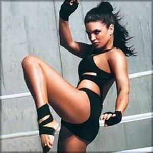 UFC fighter, Gina Carano